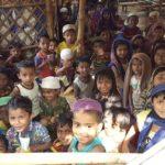 Im Rohingya Flüchtlingslager