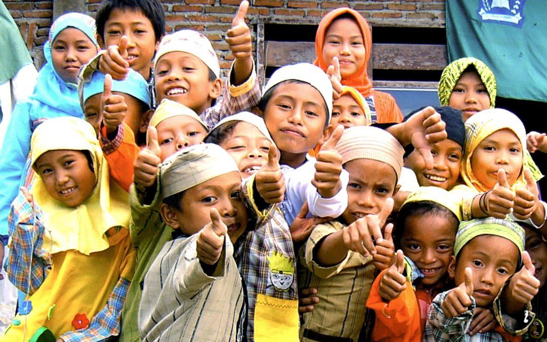 Hilfe für Waisenkinder