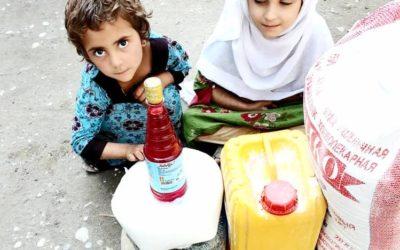 Ramadan update: Mädchenschule Jalalabad